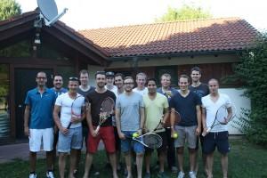 Meisterschaft Herren Tennis
