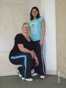Sandra und Chrissi