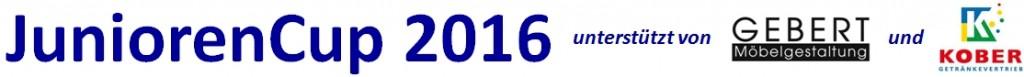 Logo JuniorenCup 2016