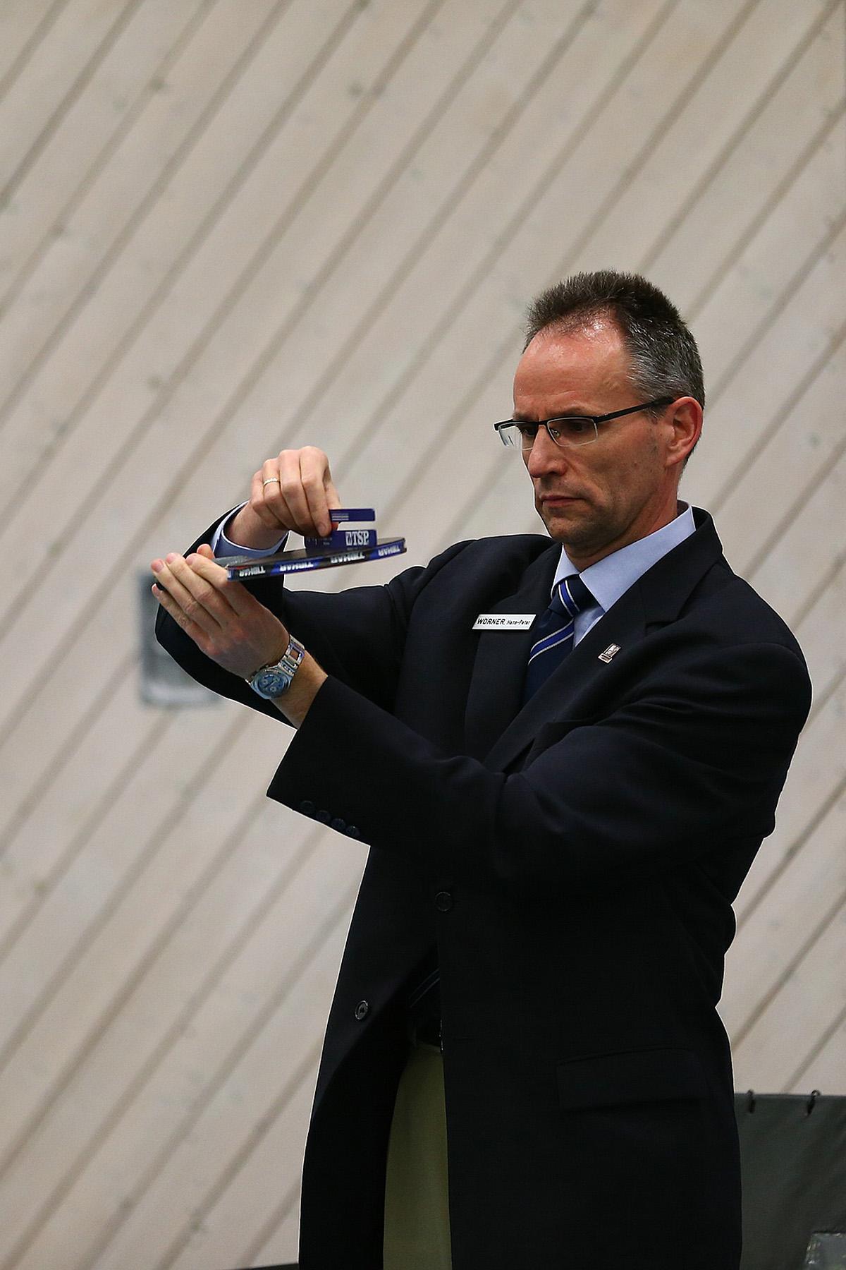 Hans-Peter Wörner