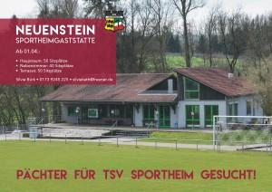 Sportheimgaststätte
